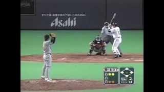 長嶋ジャパン 日本 VS 韓国 (03'野球 アテネ五輪アジア地区予選)