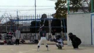 ライト線三塁打 稲美協会杯(23・04・03).mov