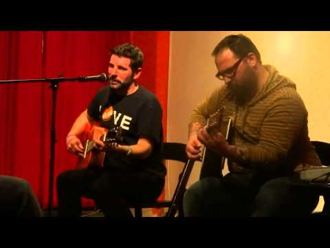 Jonah Matranga & Ian Love - Living Small - Gershwin Hotel NYC - 02.12.13