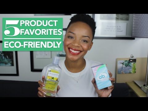5 Favorite Eco-Friendly Products | Donalee Curtis
