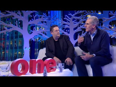 Alpha's Nicky Gumbel Speaks On BBC's The One Show