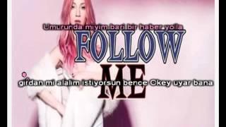 Ece Seckin - Follow Me KARAOKE