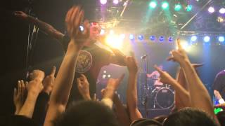 New Found Glory Japan Tour 2015 live at Yokohama Bay Hall, Japan (F...