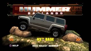 Hummer Badlands - All of the Cars!