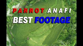 Parrot Anafi Best Footage Video