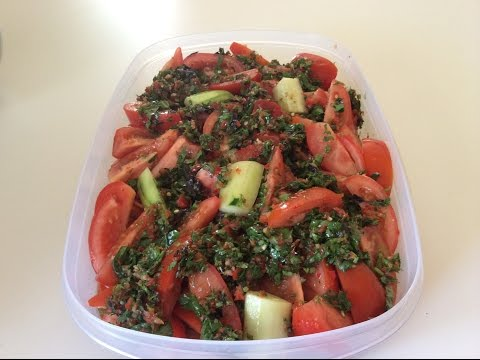Помидоры по-корейски с огурцами    / Пошаговый рецепт / Korean recipe Tomatoes with Cucumbers