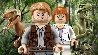 Which Jurassic World LEGO Set Should You Buy?