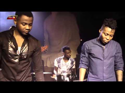 reekado banks, kiss daniel collabo @ industry nite (Nigerian Music & Entertainment)
