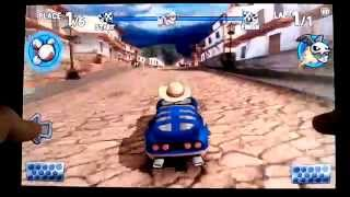 Beach Buggy Racing Apk Data Mod Money Download +Gameplay