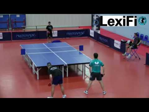 1/2 finale Double Open International LexiFi Ultimate Ping