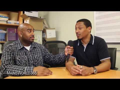 Actor Khalil Kain talks about his career,  and his acting course at City College