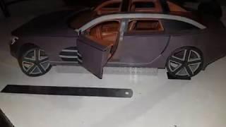 Авто Из Пластилина 09
