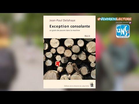 Exception consolante - Jean Paul Delahaye