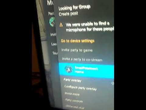 How to fix mic not working for xbox one