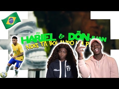 MC Hariel e MC Don Juan - Nois Ta Bolando Um Plano (GR6 Filmes) DJ Yuri Martins - BLACK REACTION