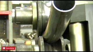 Curvadora de perfiles y tubos HPK 80 Sahinler, Lima Peru
