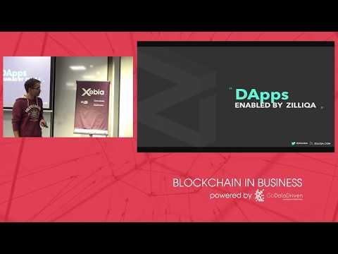 Zilliqa - Amrit Kumar - Blockchain in Business
