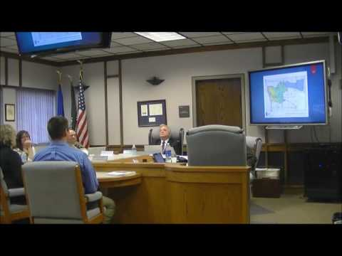 Red Lake River 1W1P Hearing - Polk County