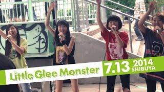 2014/7/13 渋谷ズンチャカ@みやしたこうえん Seasons of Love HARMONY H...