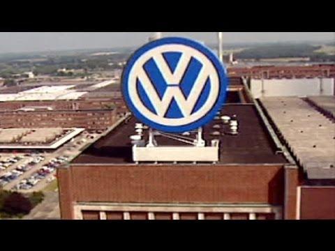 Porsche Volkswagen tie-up completed