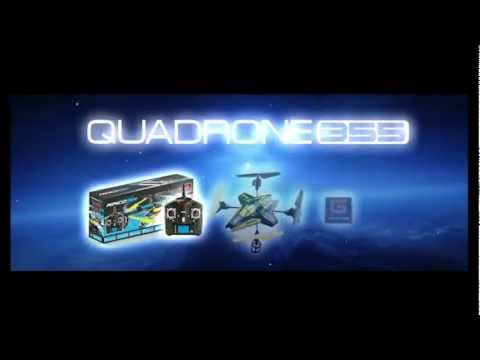 NINCO AIR- QUADRONE 2,4 GHZ