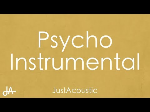 Psycho - Post Malone ft. Ty Dolla $ign (Acoustic Instrumental)