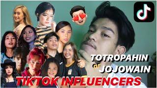 TOTROPAHIN or JOJOWAIN CHALLENGE (TikTok Influencers) / Flavored Pandesal Food Review | Eys Hombre