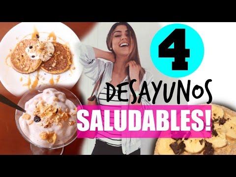 DESAYUNOS PARA CLASE! ♡ DELICIOOOOSOS - Pautips