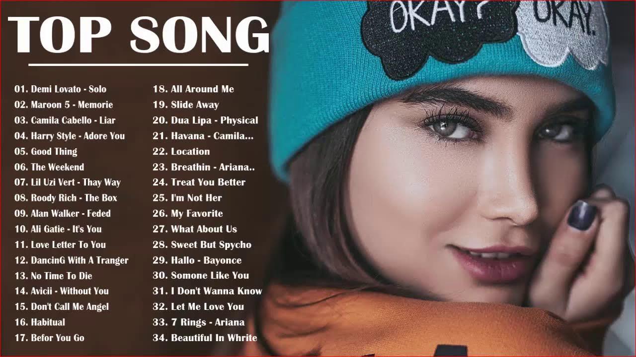 เพลงสากล 2020-2021 ♫ MVเพลงสากลใหม่ล่าสุด2020-2021 [TOP ...
