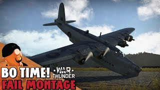 War Thunder - Fail Montage #56