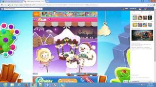 clip complete candy crush saga level 1400