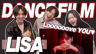 eng) LILI's FILM 'The Movie' Reaction | LISA DANCE PERFORMANCE | Korean Dancers React | Fanboy | J2N