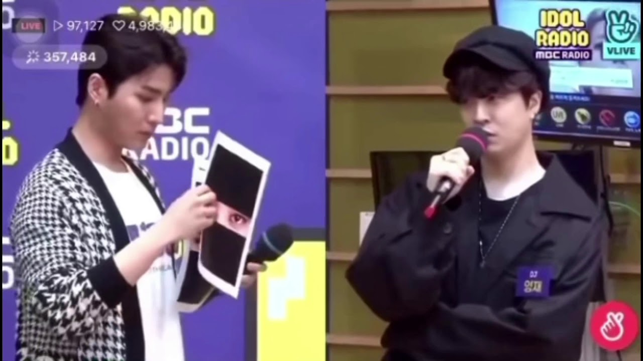 Download Got7 Young Jae managed to guess BLACKPINK Jennie from her eyes right away