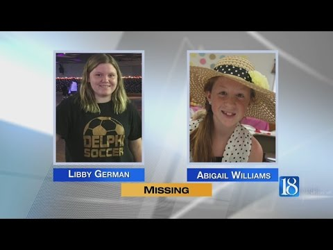 Search underway in Carroll County for two missing girls