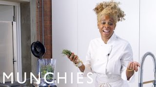 How to Make Jerk Sauce with Kelis