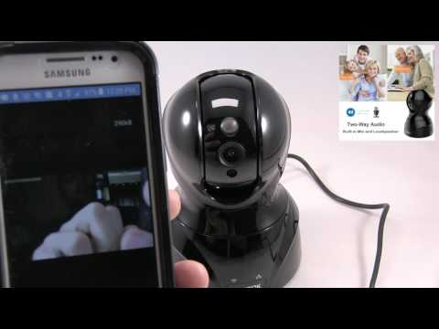 Best WiFi Security Camera with MIPC App - DMZOK