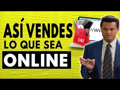 Como Vender Cualquier Cosa por Internet | 5 Técnicas NINJA de Ventas Online
