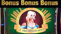 BONUS GAMES ON HEIDI'S BEIR HAUS FOR THE HANDY'S