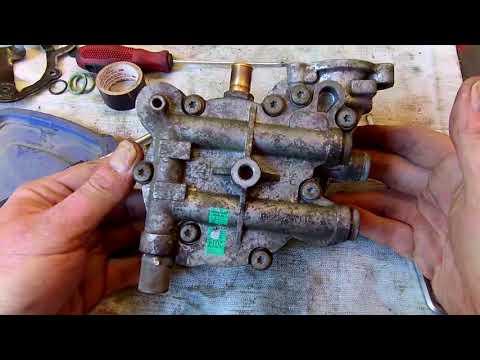 Mazda 6, ремонт газового редуктора, часть 2 (окончание)
