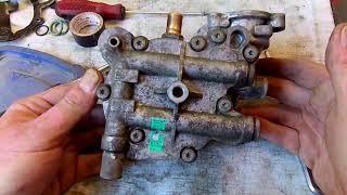 Mazda 6, ремонт газового редуктора, частина 2 (закінчення)