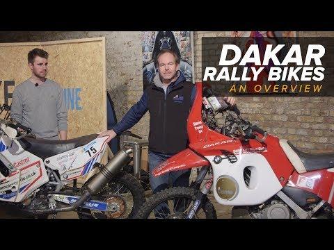 Dakar Rally Bikes: Simon & Llewelyn Pavey's Overview