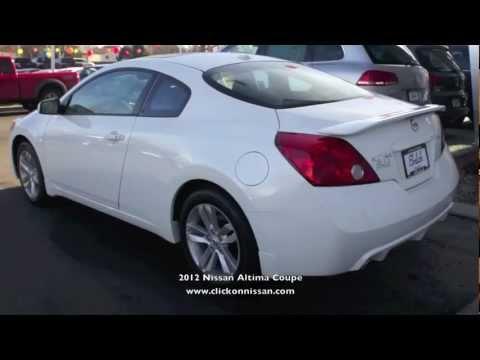 2012 Nissan Altima Coupe Greeley, Fort Collins, Denver CO