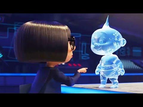The Incredibles 2 - Jack Jack Memorable Moments   Incredibles 2 Final Battle [FHD]
