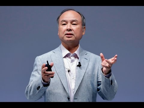 Softbank's Masoyoshi Son Discuss Indian investments with ET Now