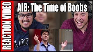 AIB Reaction The Times of Boobs Official Reaction Video   Review   Discussion