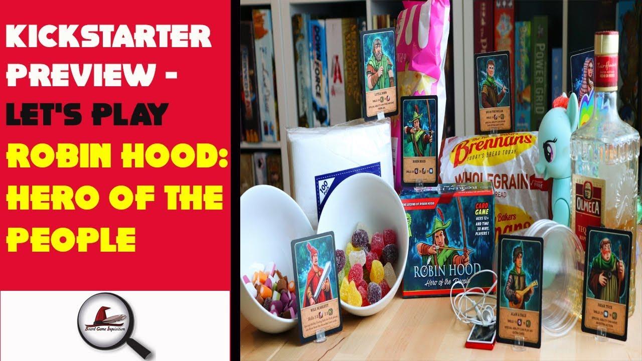 Robin Hood Hero Of The People By Rodney Owen Kickstarter