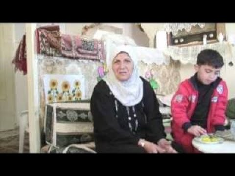 Muslim children in Catholic orphanage in Bethlehem, West Bank/ Palestine. With English sub