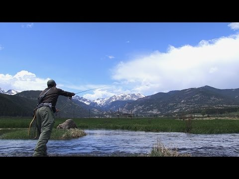 Fly Fishing Rocky Mountain National Park