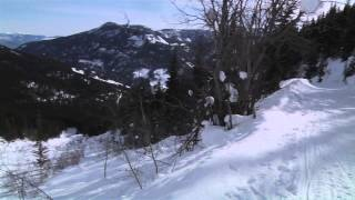 Avalanche Realities Snowmobiler TV show Part 3