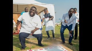 My 'obolo' size not a bother; happiness is from within – Says Biggie.